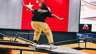 【2018滑板俱樂部聯賽CSL】南京站女子街式精彩瞬間集錦