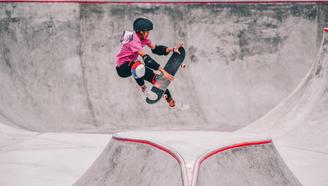 【2018滑板俱樂部聯賽CSL】南京站女子碗池精彩瞬間集錦