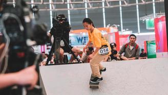 2018-2019中国滑板俱乐部联赛上海站个人精彩集锦5