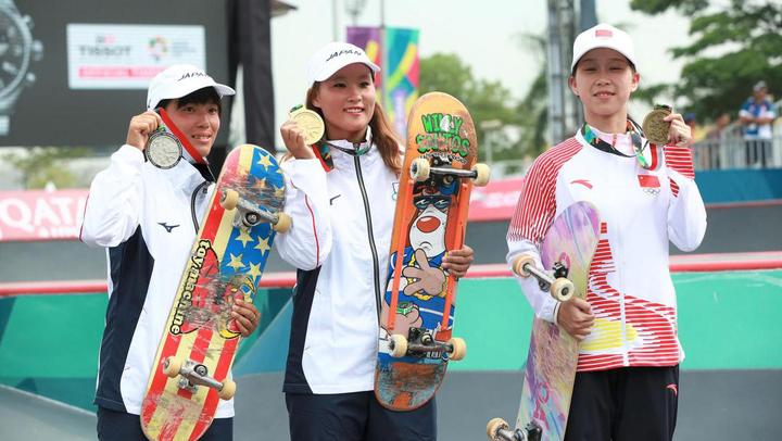 印尼亚运会出征视频
